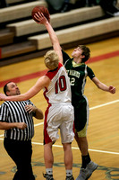 2017/01/28 (JV) St. Maries at Sandpoint