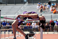 Idaho State Track Day 2 (3A High Jump)