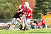 10/01/2011 8th Grade - Sandpoint II vs. LC