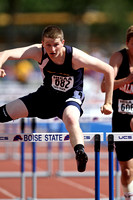 Idaho State Track Day 3 (3A Running Events)
